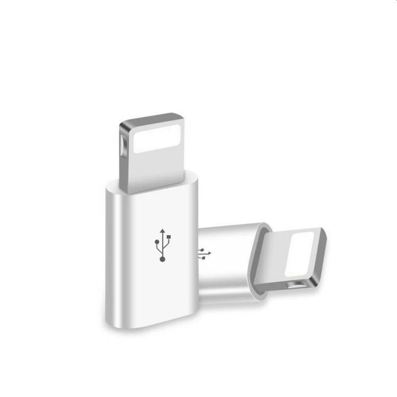 Adaptor Borofone 8pin for iPhone 5, white