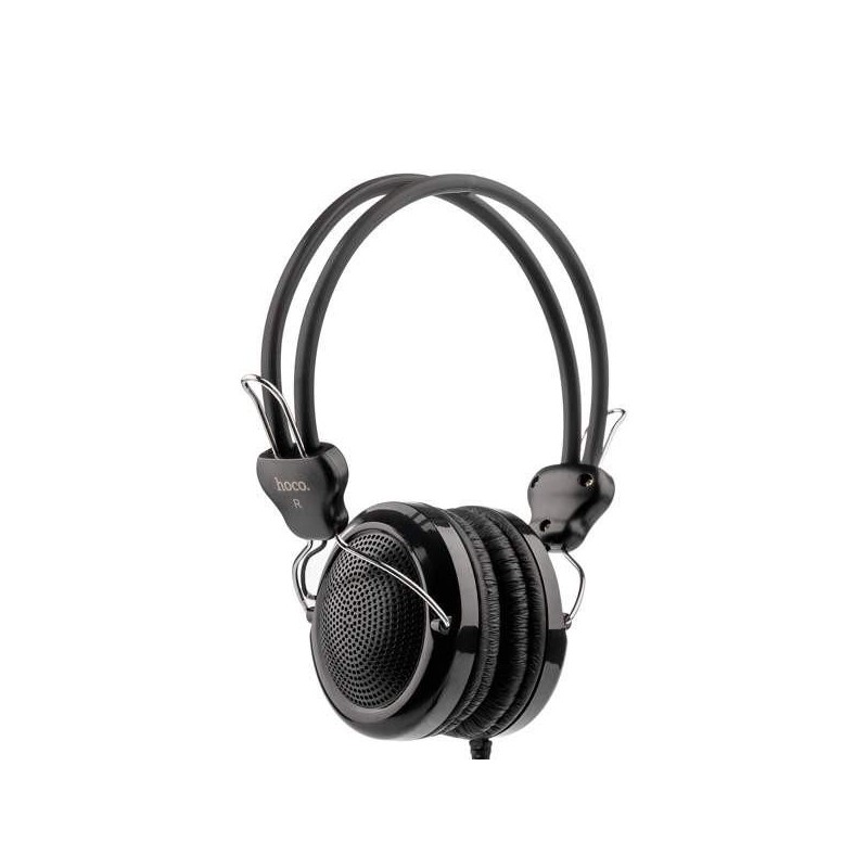 Căști Hoco W5 Manno headphone, black