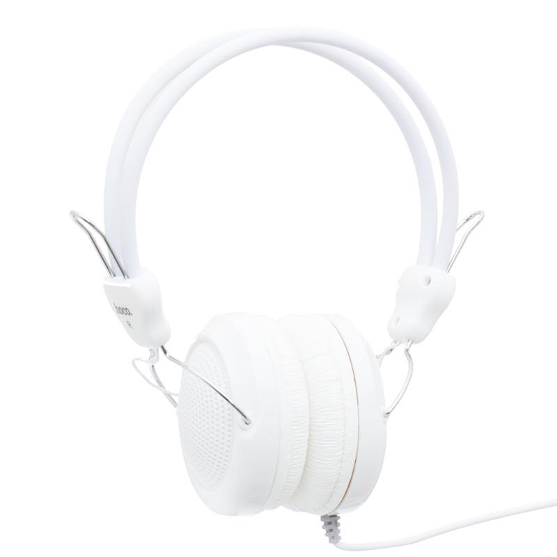 Căști Hoco W5 Manno headphone, white