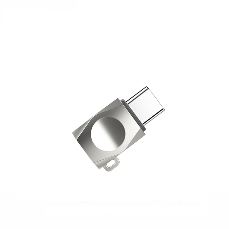 Адаптер Hoco UA8 Type-C(micro USB to type-c...