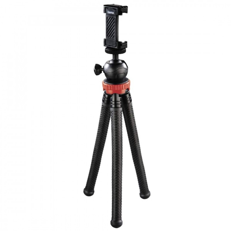 Hama 4605 Tripod FlexPro for Smartphone, GoPro and...