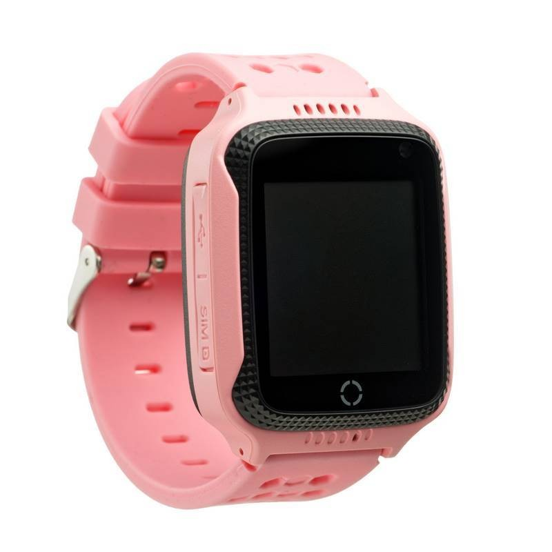 Wonlex Smart Baby Watch G100, Pink