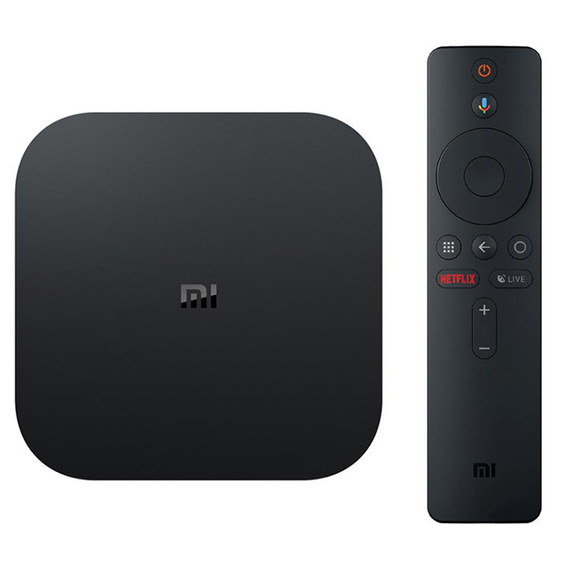 TV-Box Xiaomi TV Box S 4K Media player, Quard-Core...