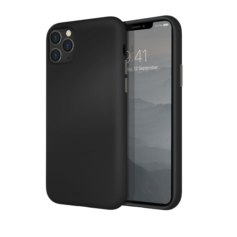 Чехол Iphone 11 Pro Screen Geeks Solid, negru