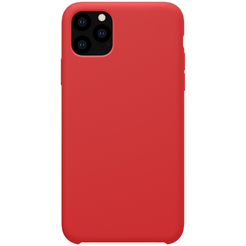 Husa Nillkin Flex Pure bumper Iphone 11 Pro, red