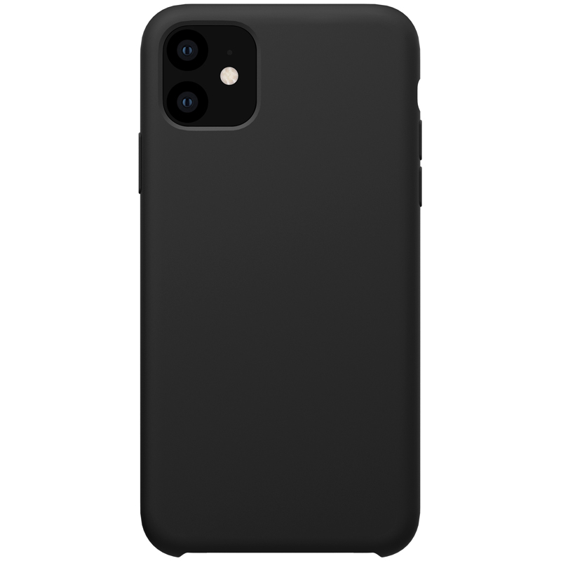 Husa Nillkin Flex Pure bumper Iphone 11, black