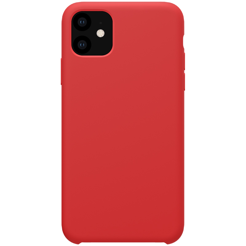Husa Nillkin Flex Pure bumper Iphone 11, red