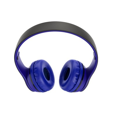 Căști Bluetooth Borofone BO4 Charming rhyme wireless headphones, blue