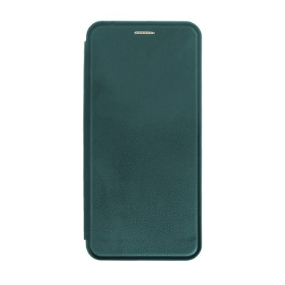 Чехол Xiaomi redmi Note 9 Flip, dark green