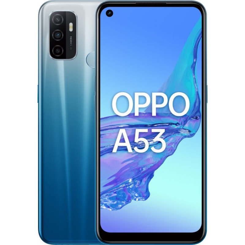 OPPO A53 4Gb+128Gb Fancy Blue
