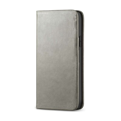 Husa Xiaomi Redmi Note 9 Flip Deluxe [grey]