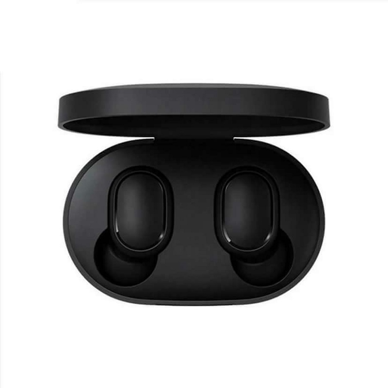 Căști Xiaomi Mi True Wireless Earbuds Basic S, Black (ZBW4502GL)