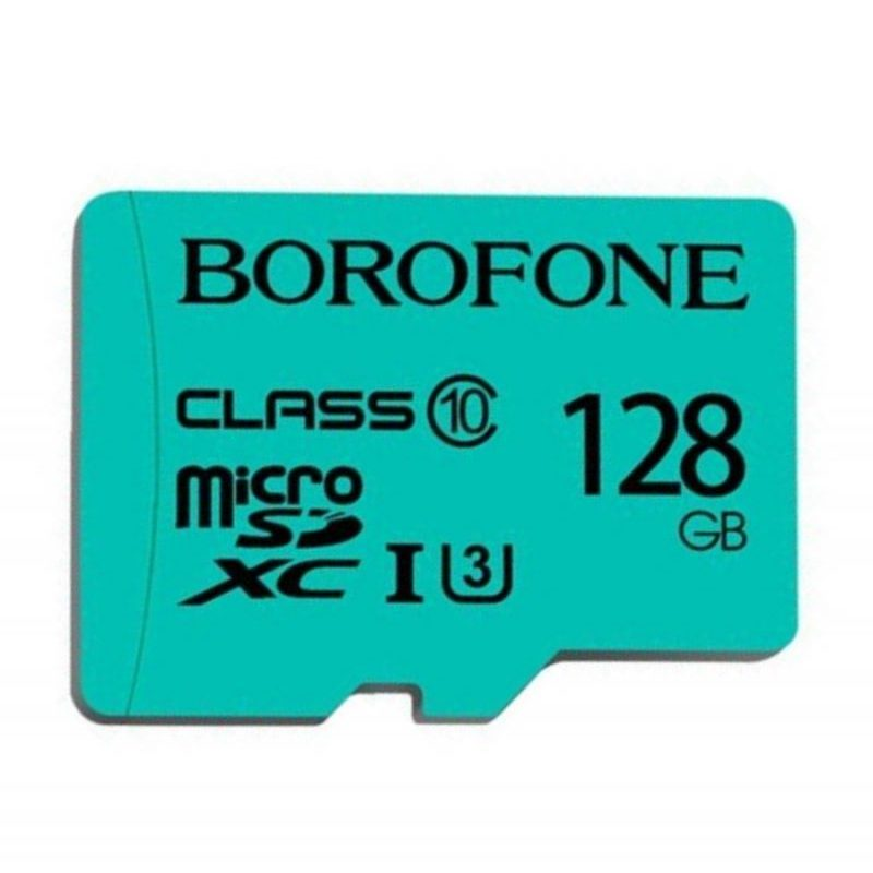 Micro SD Borofone TF high speed (128GB)