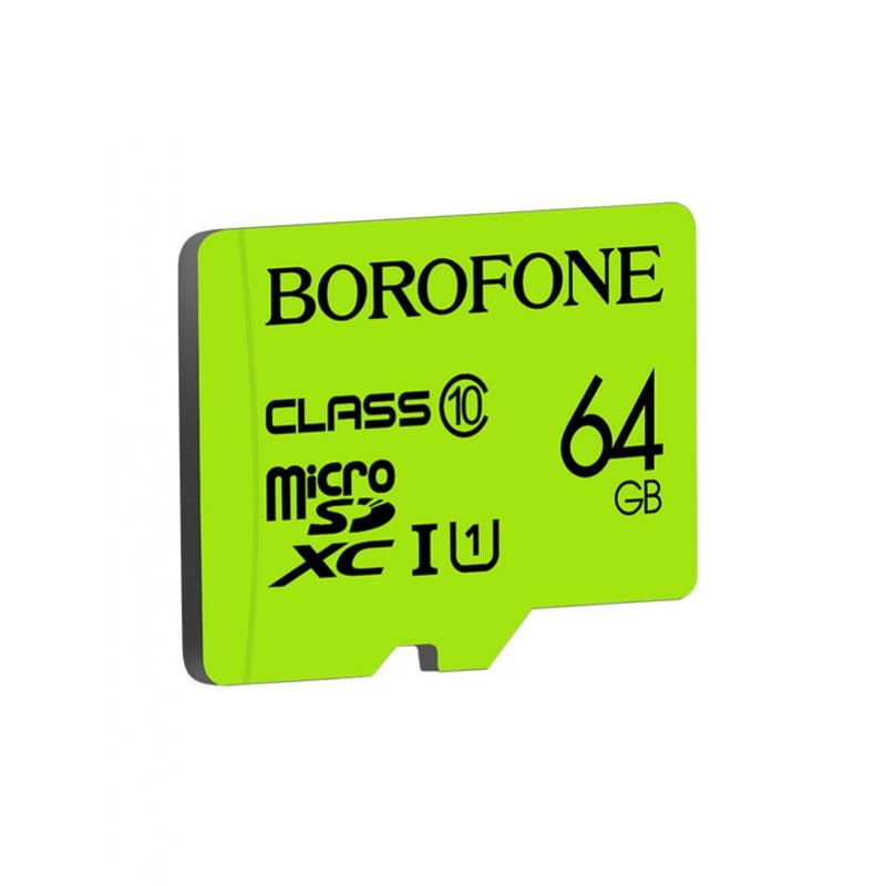 Micro SD Borofone TF high speed (64GB)