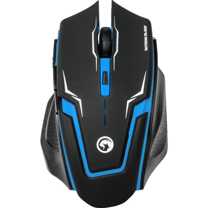 Mouse Marvo M319 Wired Gaming Blue