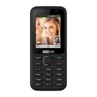 MAXCOM MK241 4G Black