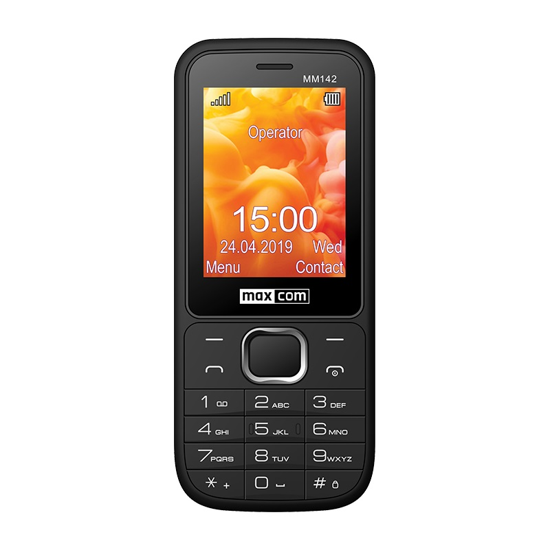 MAXCOM MM142, Black
